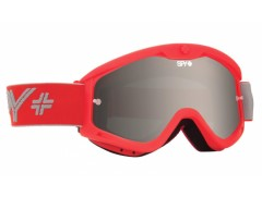 Мотоочки кроссовые SPY Optic TARGA 3 MX GP RED SMOKE SILVER MIRROR