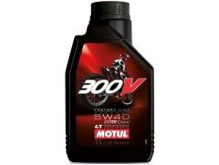 Масло моторное MOTUL 300V 4T  FACTORY LINE OFF ROAD 5W-40 1л.