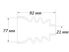 Пыльник ШРУСа квадроцикла Polaris Sportsman / Bombardier Outlander