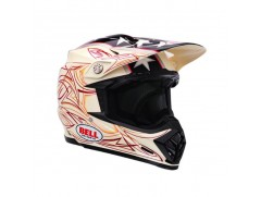 Мотошлем BELL Moto 9 Stunt Pearl