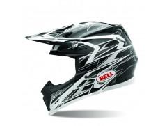 Мотошлем BELL Moto 9 Legasy Silver