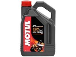 Масло моторное MOTUL 7100 4T 15W-50 4 л.