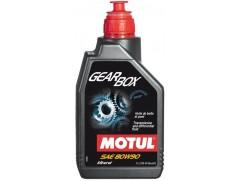 Масло трансмисионное Motul Gearbox 80W90 1л.