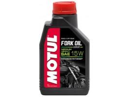 Масло в вилку MOTUL FORK OIL EXPERT MEDIUM/HEAVY SAE 15W (1L)