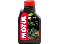 Масло моторное для квадроциклов MOTUL ATV-UTV Expert 10W40 1л.