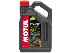 Масло моторное для квадроциклов MOTUL ATV-UTV Expert 10W40 4л.