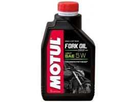 Масло в вилку MOTUL FORK OIL EXPERT LIGHT SAE 5W (1L)