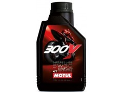 Масло моторное MOTUL 300V 4T  FACTORY LINE 5W-30 1л.