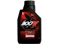 Масло моторное MOTUL 300V 4T  FACTORY LINE 5W-40 1л.