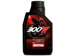 Масло моторное MOTUL 300V 4T  FACTORY LINE 10W-40 1л.