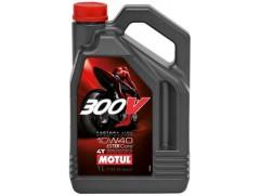 Масло моторное MOTUL 300V 4T  FACTORY LINE 10W-40 4л.