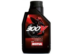 Масло моторное MOTUL 300V 4T  FACTORY LINE OFF ROAD 15W-50 1л.