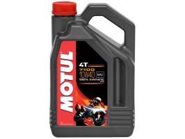 Масло моторное MOTUL 7100 4T 10W-40 4 л.
