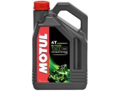 Масло моторное MOTUL 5100 4T 10W-30 4 л.