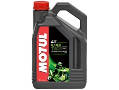 Масло моторное MOTUL 5100 4T 15W-50 4 л.