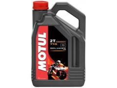 Масло моторное MOTUL 710 2T 4 л.