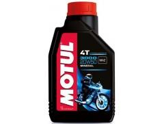 Масло моторное минеральное MOTUL 3000 4T 20W-50 1 л.