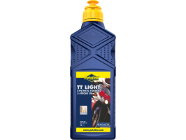 Масло моторное 2Т PUTOLINE TT LIGHT 1л