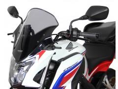 Стекло ветровое MRA Touring для Honda CB650F (14-16) затемненное