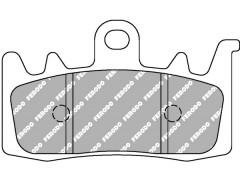 Тормозные колодки FERODO для BMW R1200, Ducati HYM, Monster синтетические