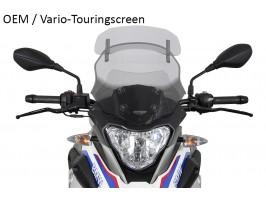 Стекло ветровое c дефлектором MRA VT для BMW G310GS прозрачное