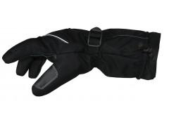 Мото перчатки зимние текстильные р. L