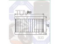 Фильтр масляный Filtrex OIF012 Suzuki.