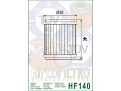Фильтр масляный HIFLO HF140 для мотоциклов / квадроциклов Yamaha