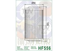 Фильтр масляный HIFLO HF556 для Bombardier