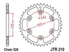 Звезда задняя оригинал HONDA XR-250 BAJA, CRF250, CRM250, XL250