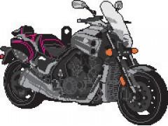 Брелок для ключей Yamaha V-MAX '09-