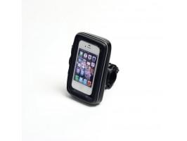 Влагозащищенный чехол для смартфона 13,5х8 см с креплением на руль