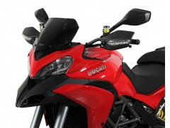Стекло ветровое для Ducati Multistrada 1200 (13-14) черное