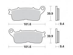 Тормозные колодки Armstrong для Honda Crosstourer / Crossrunner / CB 1000