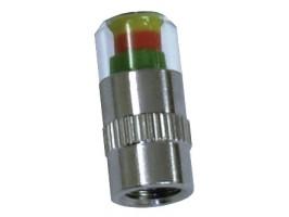 Ниппельный колпачок с индикатором давления 2,9 атм.