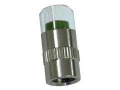 Ниппельный колпачок с индикатором давления 2 атм.