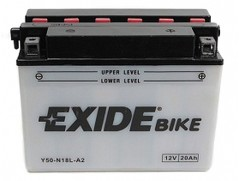 Аккумулятор Exide Y50-N18L-A