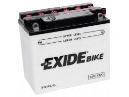 Аккумулятор для квадроцикла Speed Gear Force 400/500 Exide YB16L-B