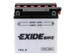 Аккумулятор EXIDE YB9L-B