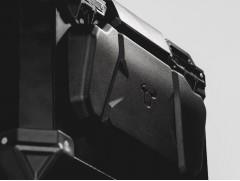 Спинка пассажира на центральный мотокофр TraX ADVENTURE