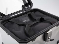Алюминиевый мотокофр центральный TraX Adventure 38л черный