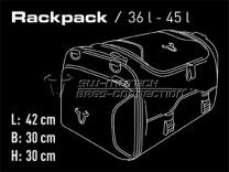 Мотосумка Rackpack 36-45л.