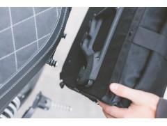 Боковая мотосумка LEGEND LC1 9.8л с быстросъемным креплением правая