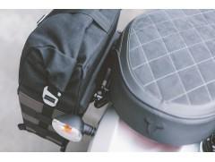 Боковая мотосумка LEGEND LC1 - Black Edition 10л с быстросъемным креплением