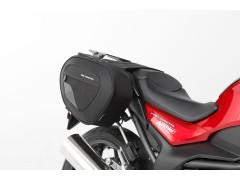 Мотосумки BLAZE боковые для Honda NC700 (11-14) / NC750 (14-)