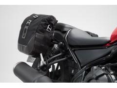 Мотосумки Legend Gear боковые с креплениями для Honda CMX500 Rebel (16-)