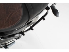 БОКОВЫЕ КОФРЫ URBAN ABS 2Х16Л С КРЕПЛЕНИЯМИ НА Yamaha XSR700 (15-) / XSR700 XT (19-)