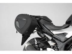 Боковые мотосумки Blaze с креплением для Yamaha MT-03 (16-)