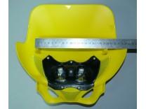 Предний обтекатель универсальный желтый