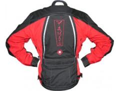Мотокуртка Yamato - Majo, р. XL, чёрно-красный